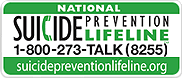 Link to National Suicide Prevention Lifeline website