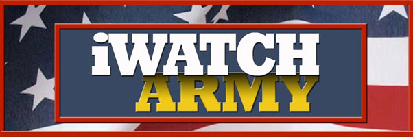 This is a link to the U.S. Army Military District of Washington iWatch webpage.