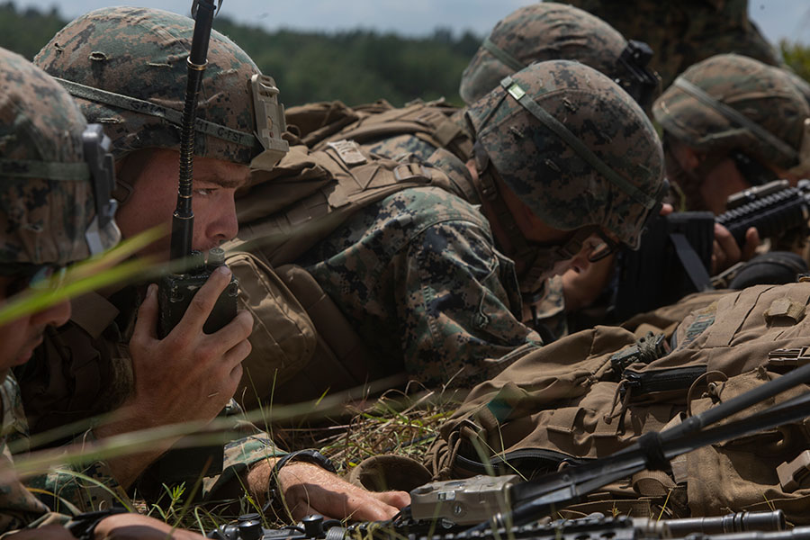 Joint Force Premier All-Purpose Field Training