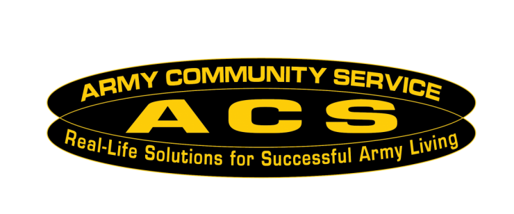 This is a link to the official U.S. Army Community Service website.