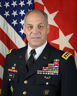 Image of General Gustave F. Perna