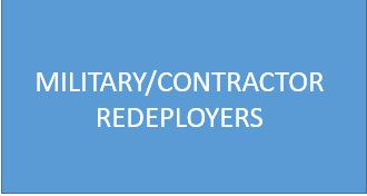 Military, Contractor Redeployers.JPG
