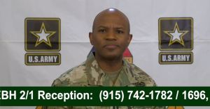 Soldier Services: Behavioral Health Services