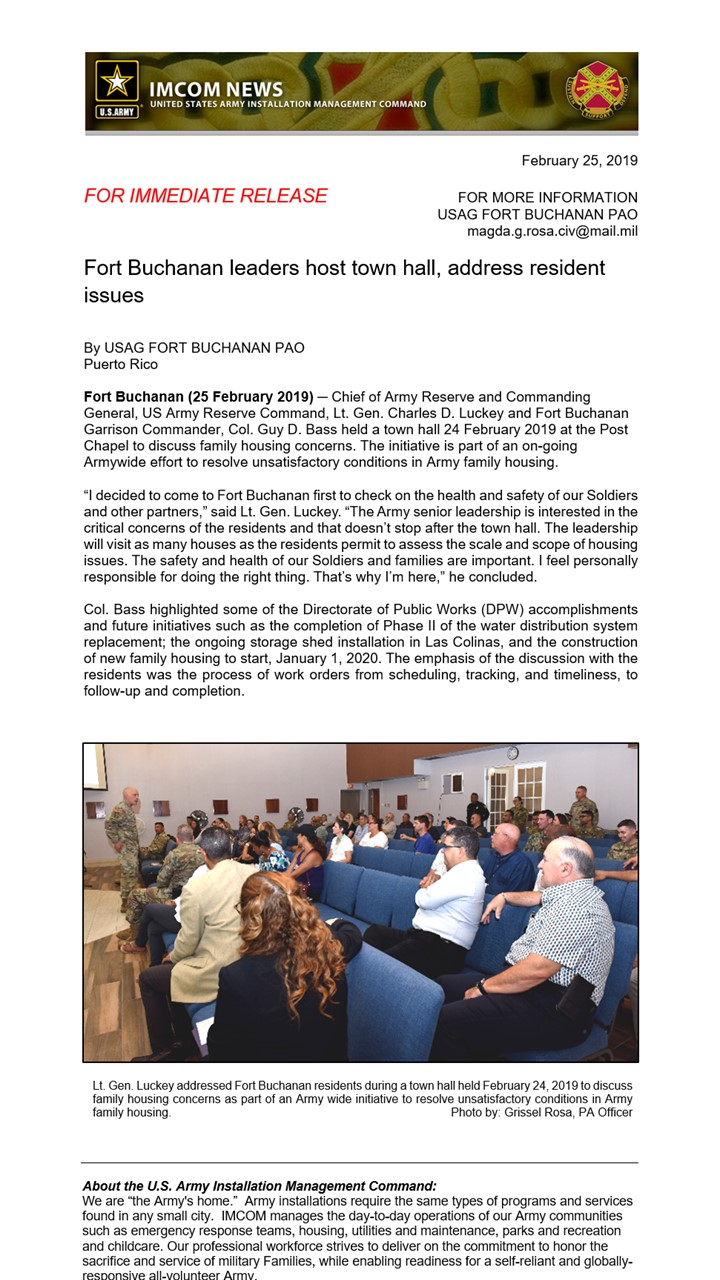 Post-Townhall Press Release - English - Approved 20190225 posted 20190301.jpg
