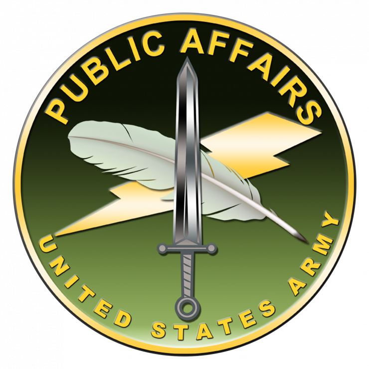 US Army Public Affairs seal.png