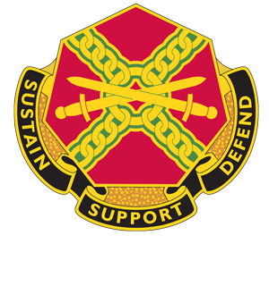 Installation Management Command Crest