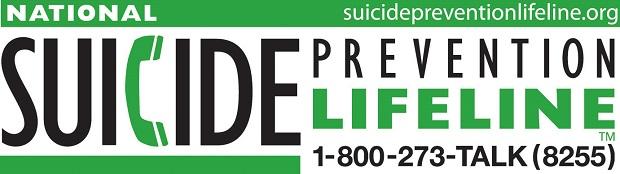 Suicide Prevention Lifeline link