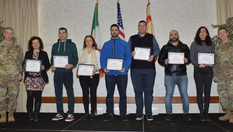Developmental Assignment Program professionals recognized