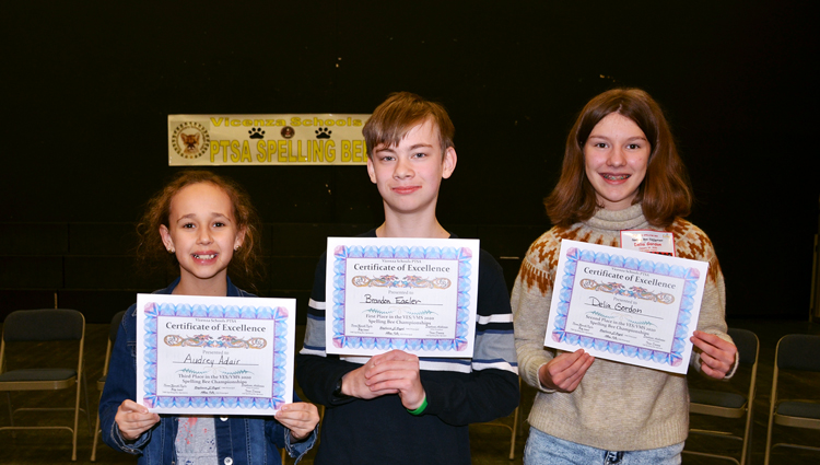 Students spell their way to success in Championship Bee 2020