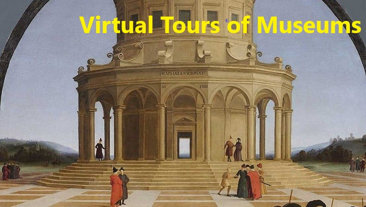 Virtual Tours of Museums