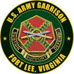 U.S. Army Garrison Fort Lee Logo