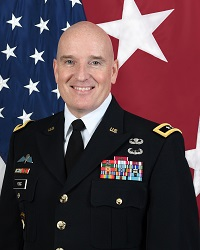 MG Fogg, CASCOM and Fort Lee Commanding General Photo
