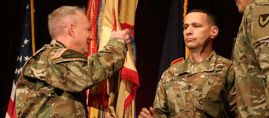 New commander takes charge of Installation Management Command
