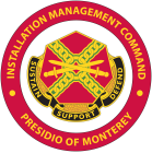 Presidio of Monterey logo