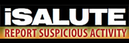 iSalute - Report Suspicious Activity