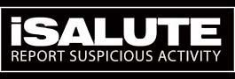 U.S. Army iSalute suspicious activity reporting system