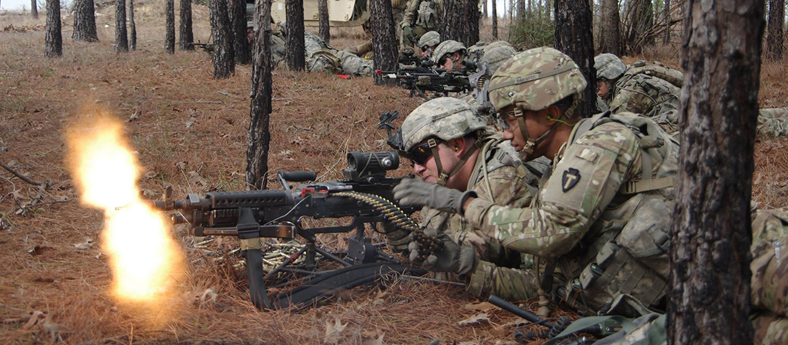 3rd Brigade Combat Team, 10th Mountain Division hard at work