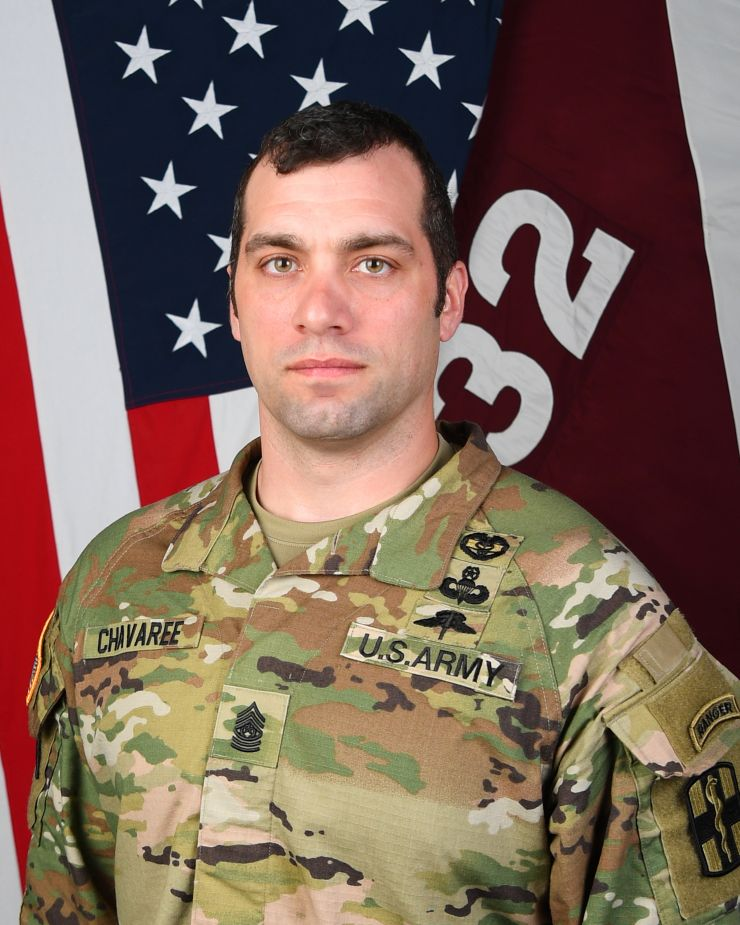 CSM Michael Chavaree