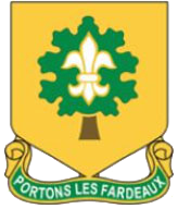 "101st Brigade Support Battalion, ""Guardians"""