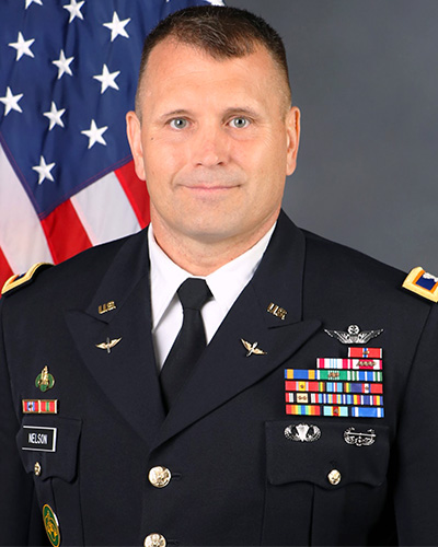 Commandant, U.S. Army Warrant Officer Career College