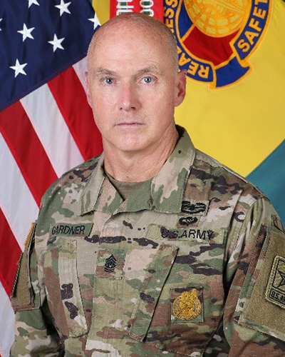Command Sergeant Major, U.S. Army Combat Readiness Center