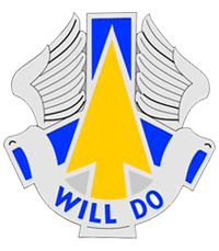 110th Aviation Brigade Insignia