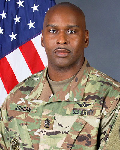 Command Sergeant Major, U.S. Army Air Traffic Services  Command