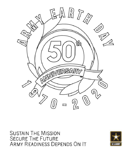 50th AED Coloring Book