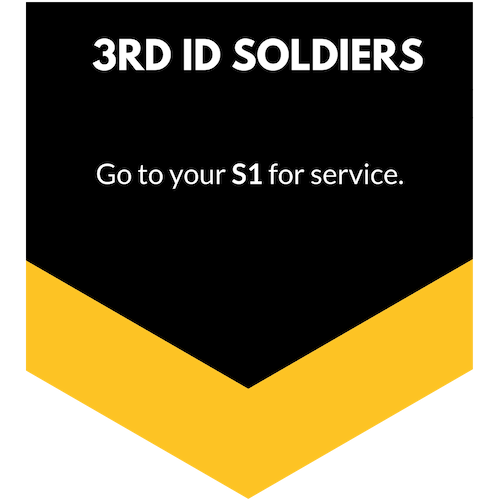 3rd ID Soldiers