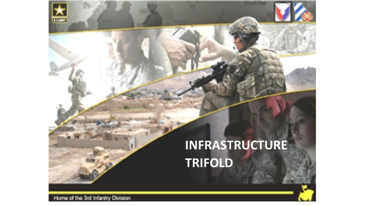 INFRASTRUCTURE TRIFOLD