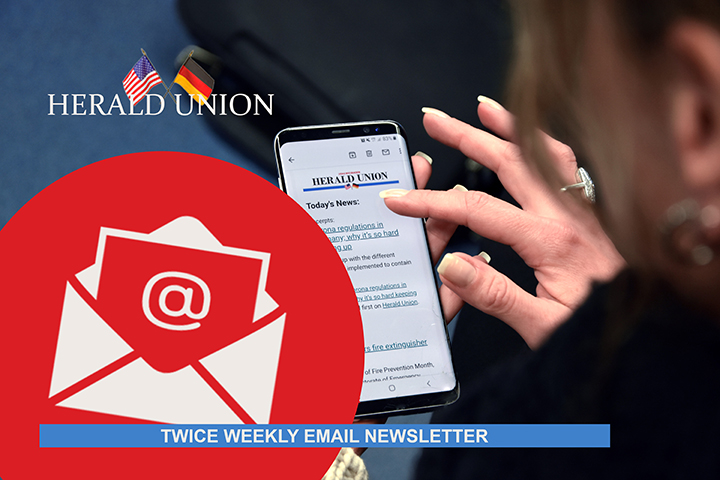 Keep Informed with the Herald Union