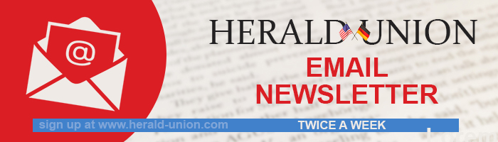 Herald Union Newsletter Sign up