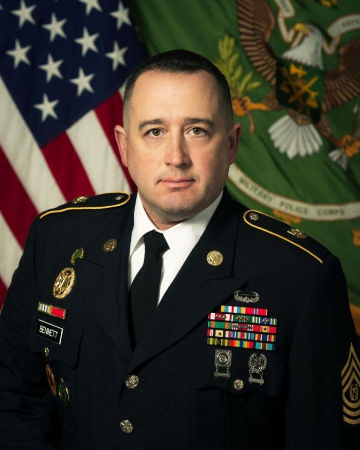 Regimental Command Sergeant Major :: FORT LEONARD WOOD